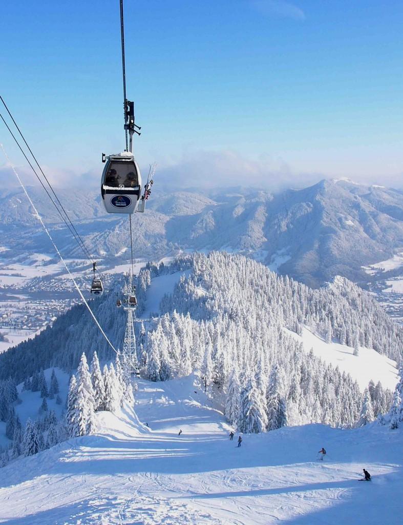 Brauneck Winter