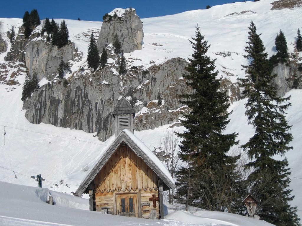 Kapelle beim Stie