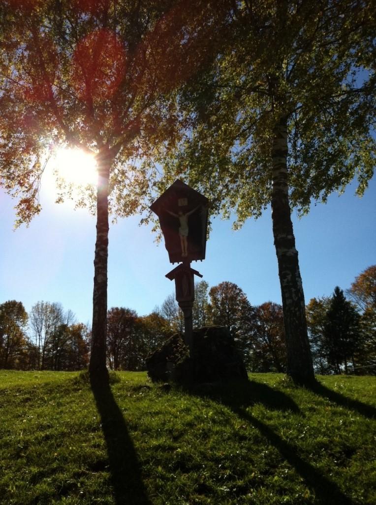 Lasslkreuz Herbst